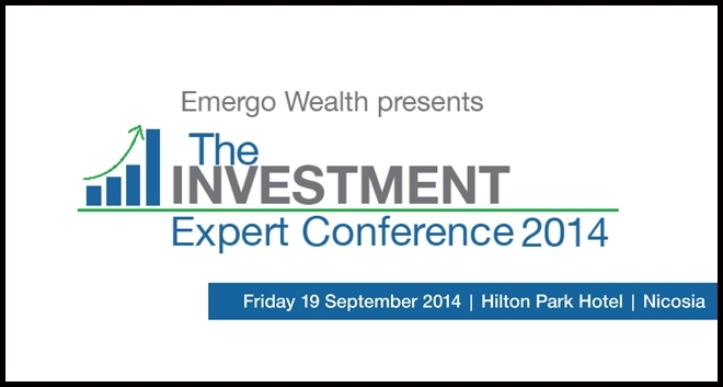 The Investment Expert Conference 2014, Hilton Park Hotel, Nicosia